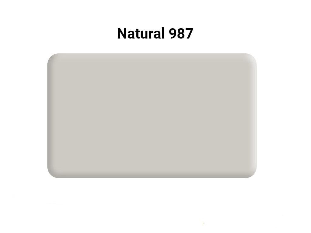 MASSA PARA BISCUIT ACRILEX 500G 987 NATURAL