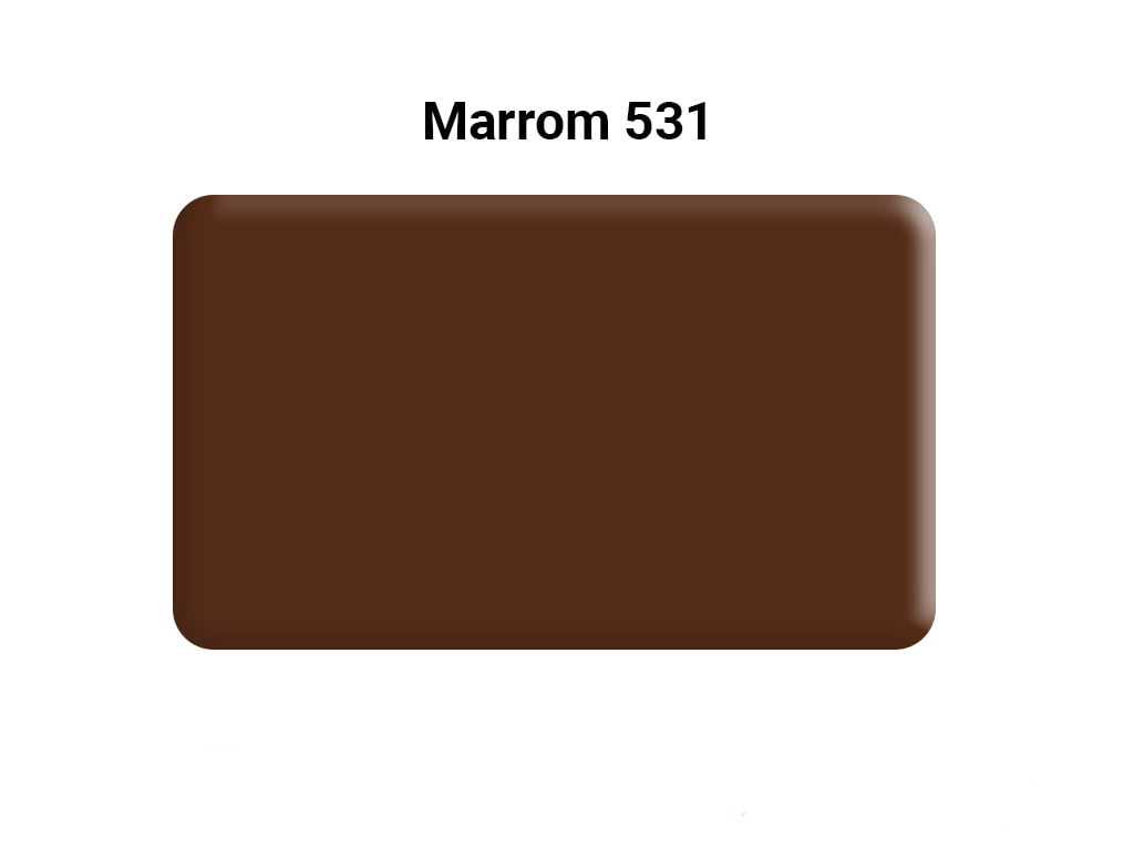 MASSA PARA BISCUIT ACRILEX 90G 531 MARROM