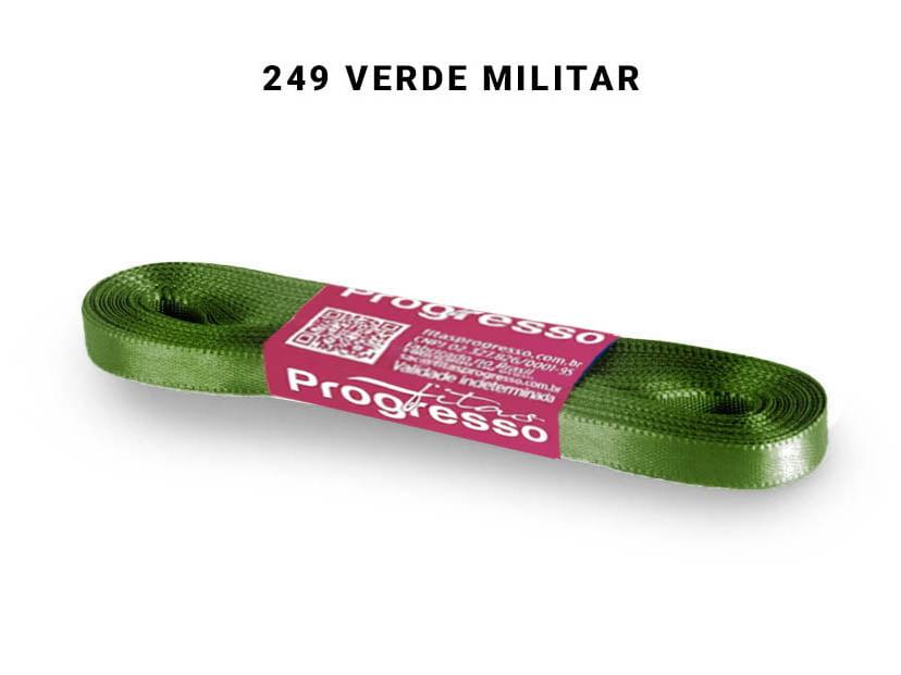 FITA CETIM PHFIT 01 10M 0249 VERDE MILITAR