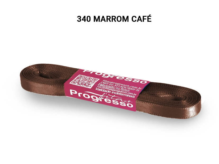 FITA CETIM PHFIT 01 10M 0340 MARROM CAFE