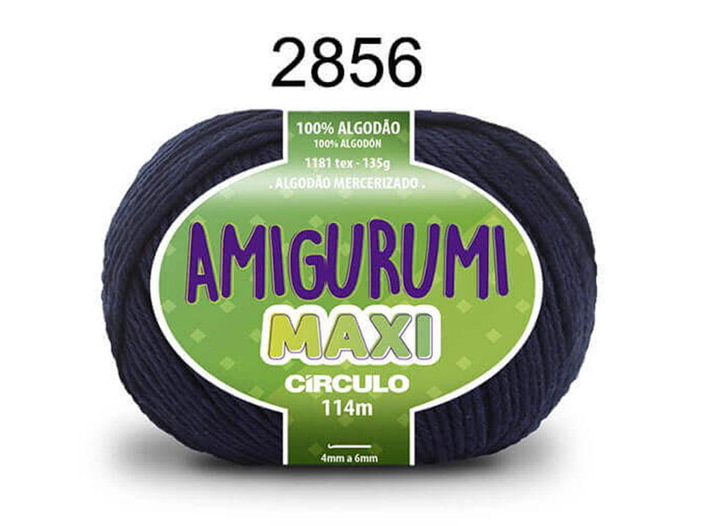 FIO AMIGURUMI MAXI 135G 2856