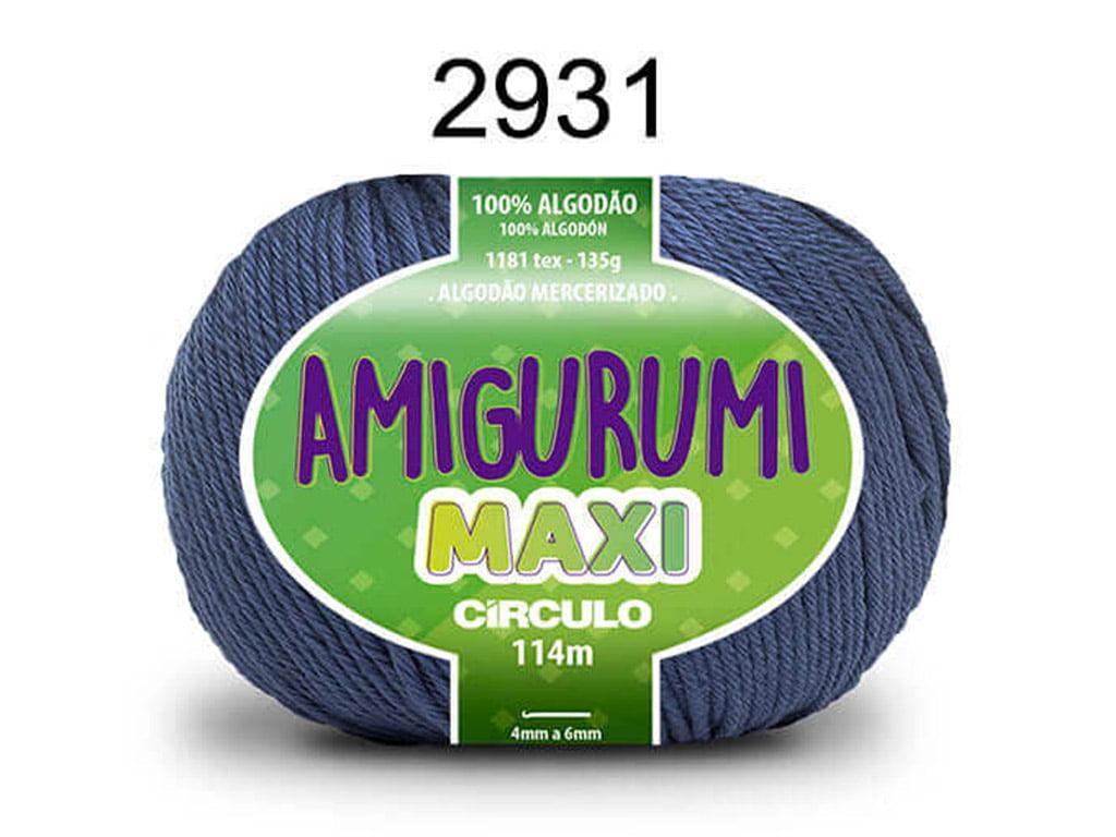 FIO AMIGURUMI MAXI 135G 2931