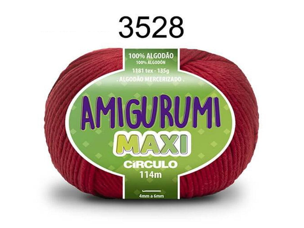 FIO AMIGURUMI MAXI 135G 3528