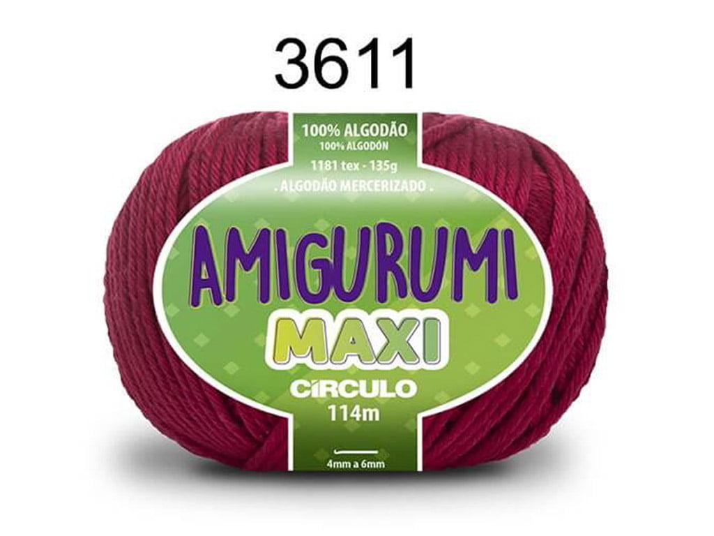FIO AMIGURUMI MAXI 135G 3611
