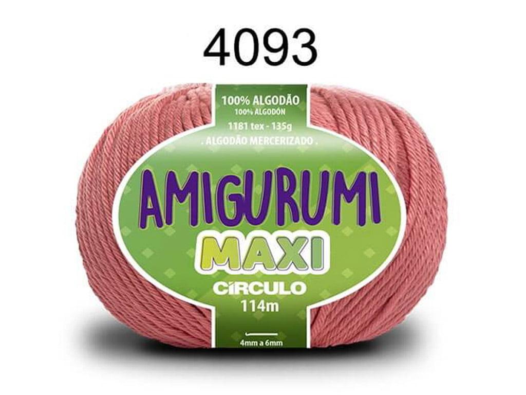 FIO AMIGURUMI MAXI 135G 4093