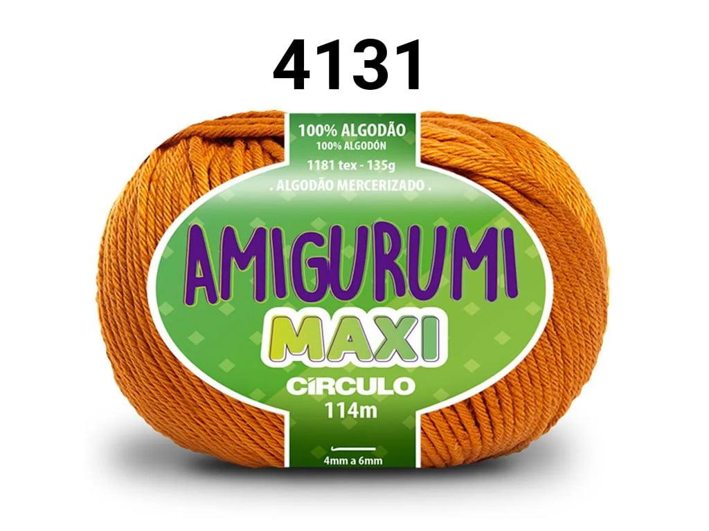 FIO AMIGURUMI MAXI 135G 4131