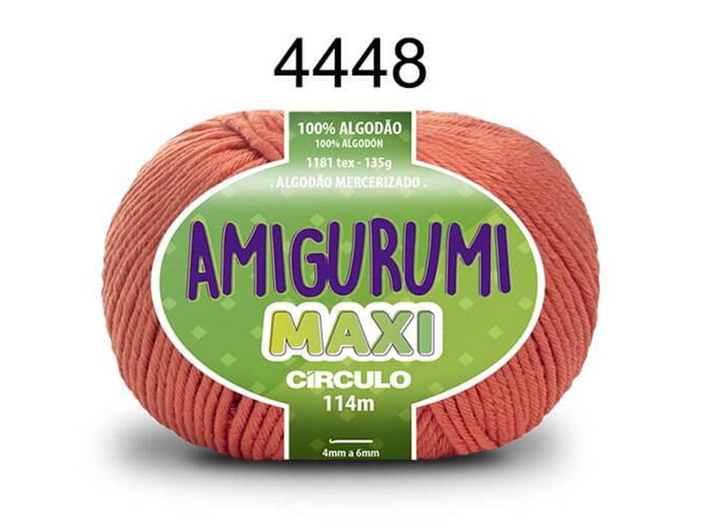 FIO AMIGURUMI MAXI 135G 4448
