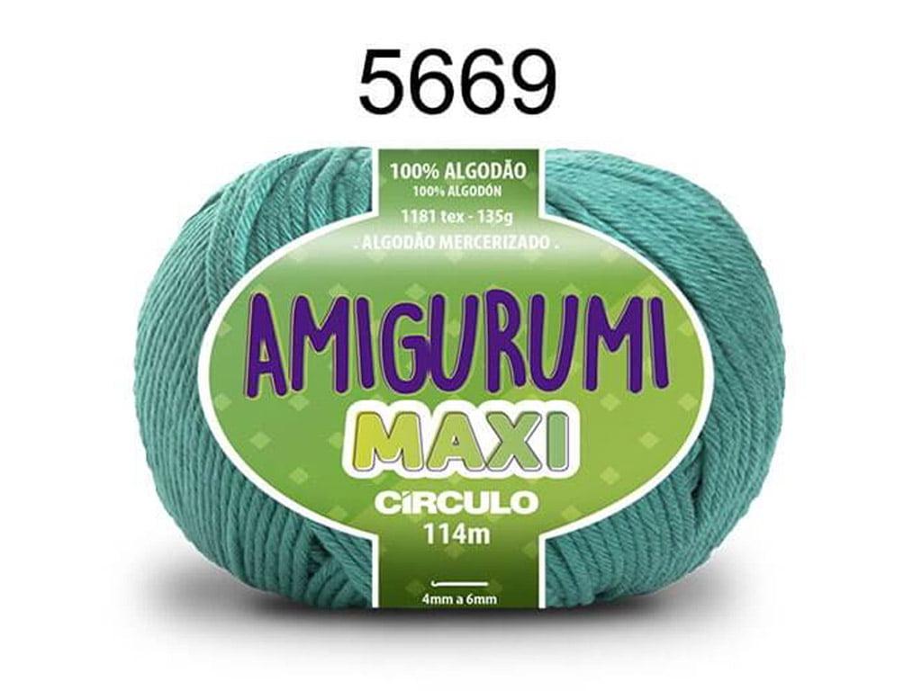 FIO AMIGURUMI MAXI 135G 5669