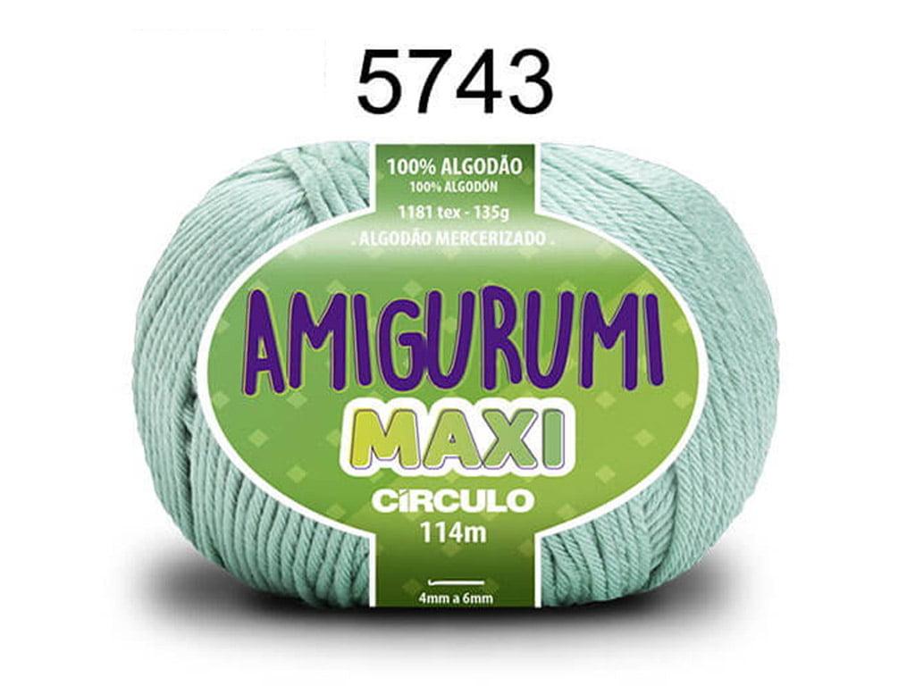 FIO AMIGURUMI MAXI 135G 5743
