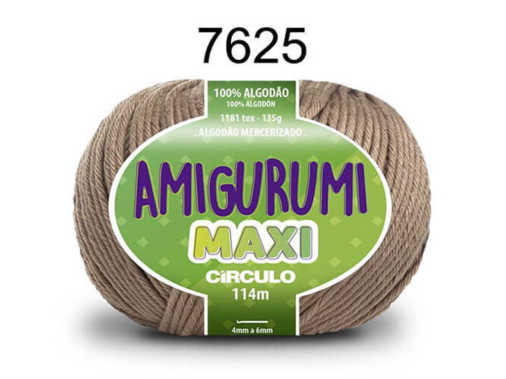 FIO AMIGURUMI MAXI 135G 7625