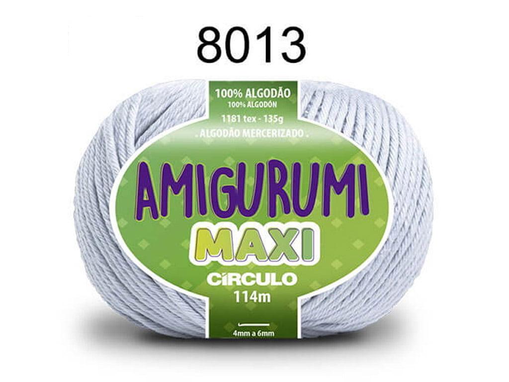 FIO AMIGURUMI MAXI 135G 8013