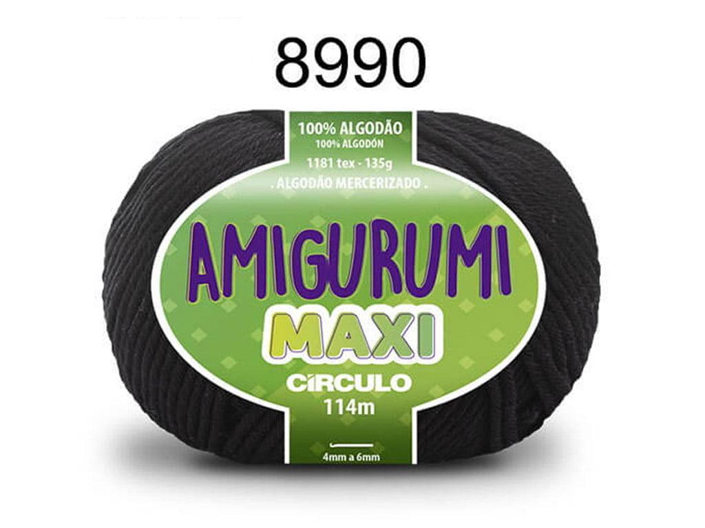 FIO AMIGURUMI MAXI 135G 8990