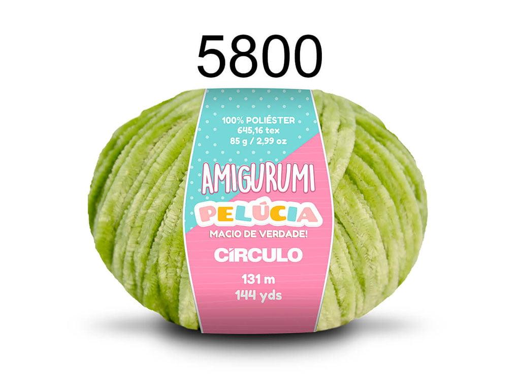 FIO AMIGURUMI PELUCIA 5800
