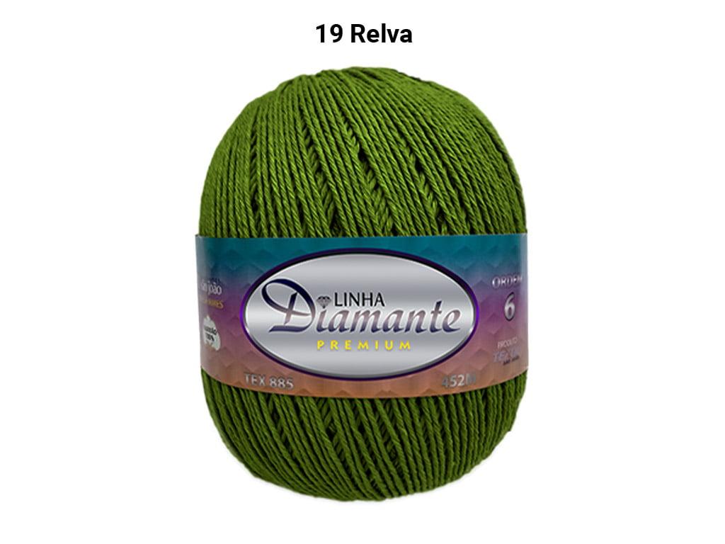 BARBANTE DIAMANTE PREMIUM 4/6 DP0019 RELVA