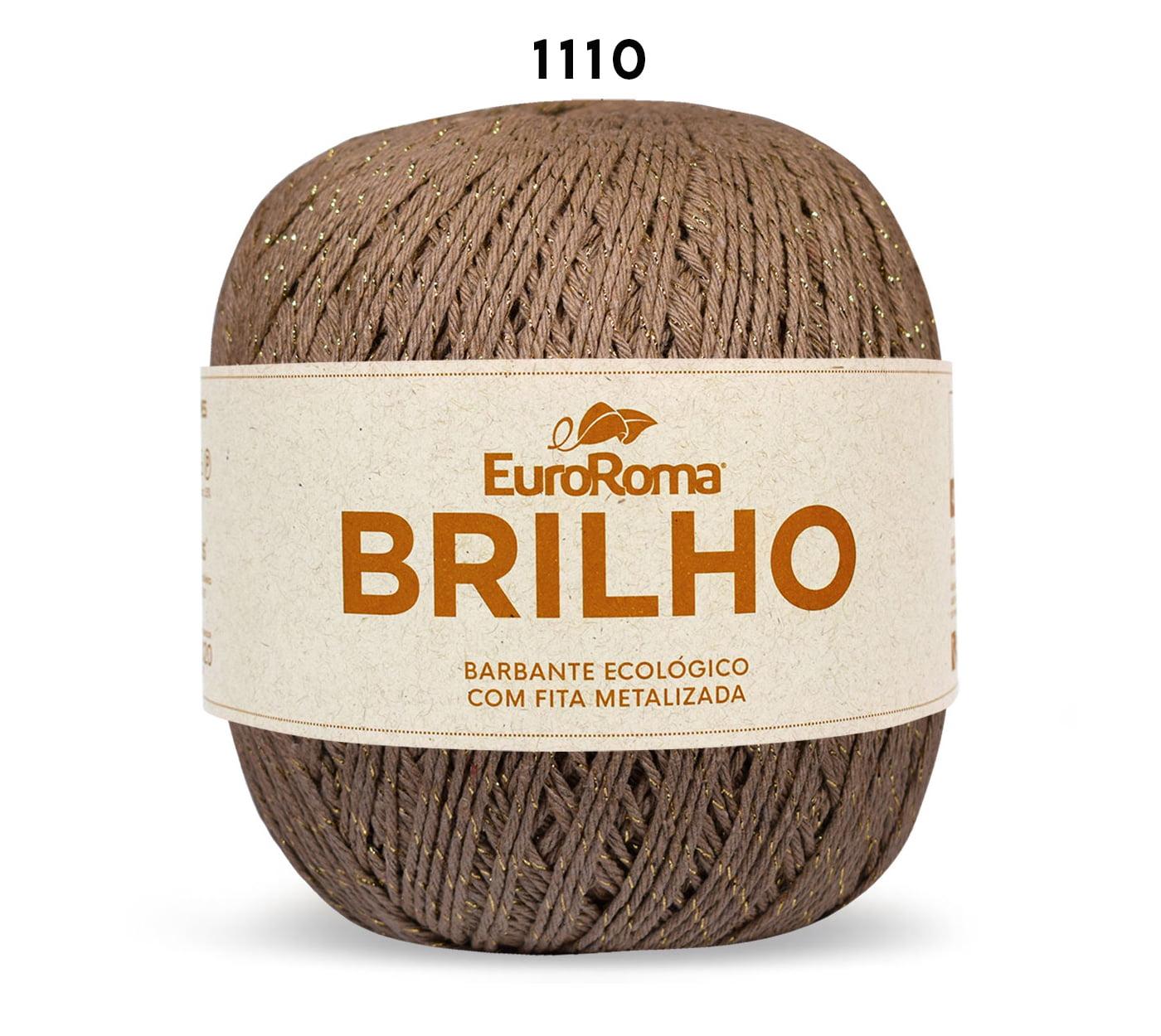 EUROROMA BRILHO OURO 6 400G BEGE