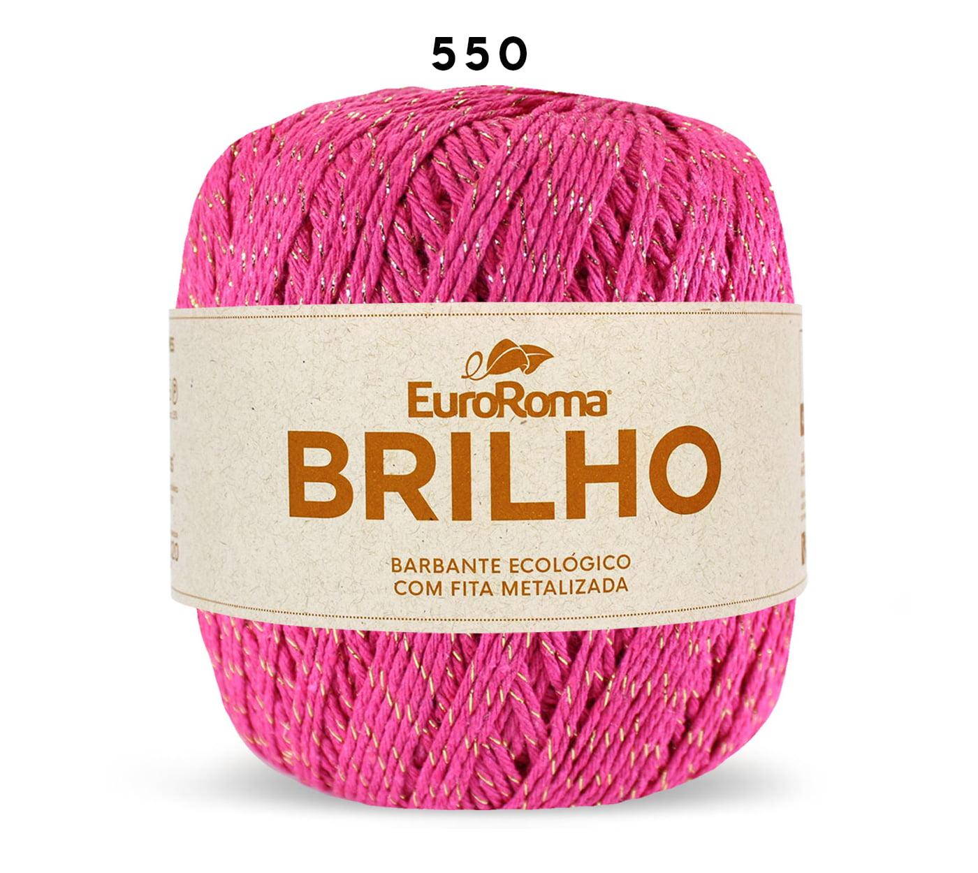 EUROROMA BRILHO OURO 6 400G PINK