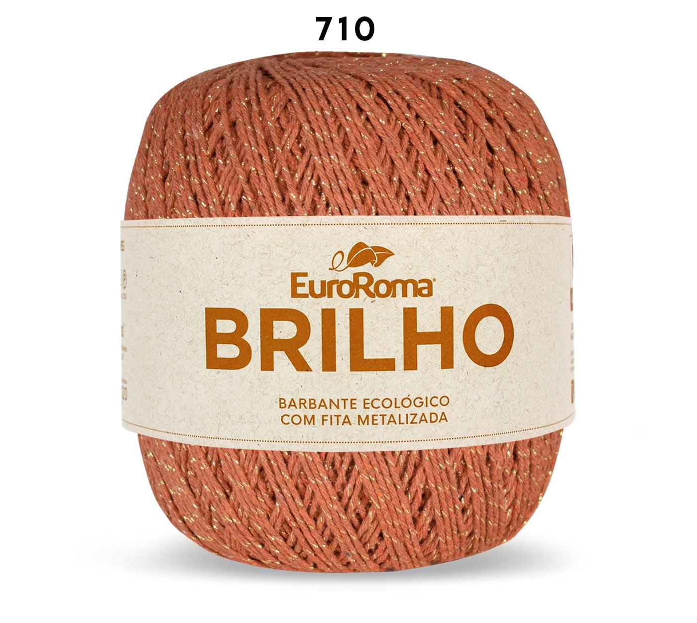 EUROROMA BRILHO OURO 6 400G TELHA