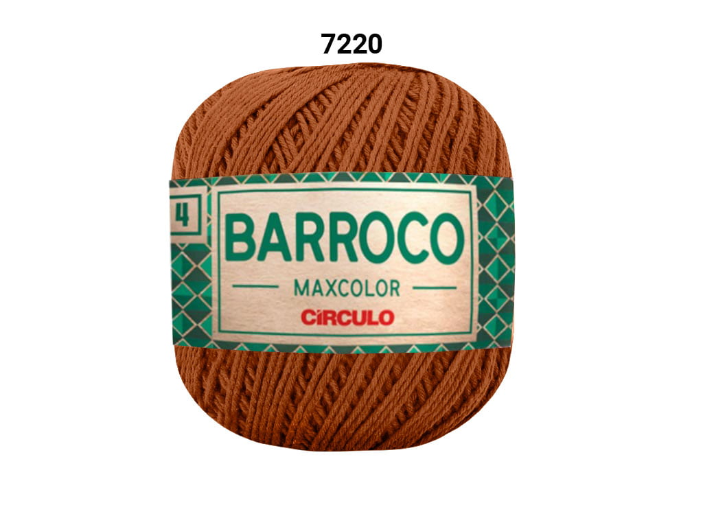 BARROCO MAXCOLOR 4 200G 7220