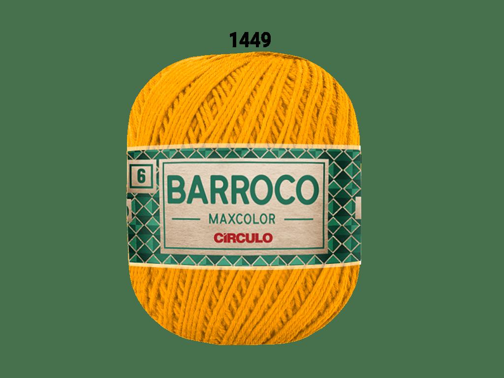 BARROCO MAXCOLOR 6 400G 1449 OURO