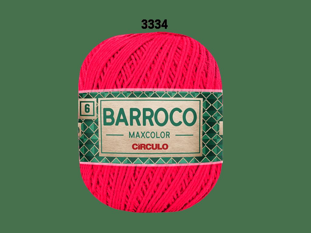 BARROCO MAXCOLOR 6 400G 3334 TULIPA