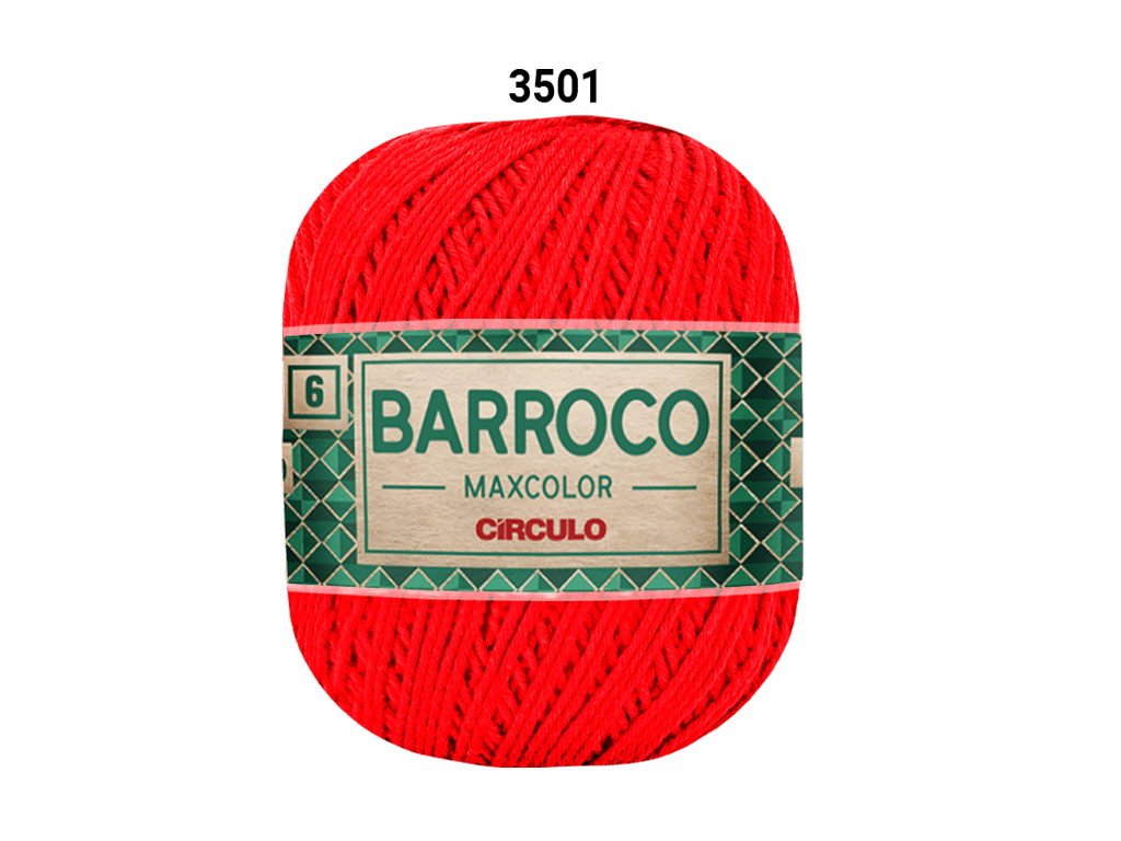 BARROCO MAXCOLOR 6 400G 3501 MALAGUETA