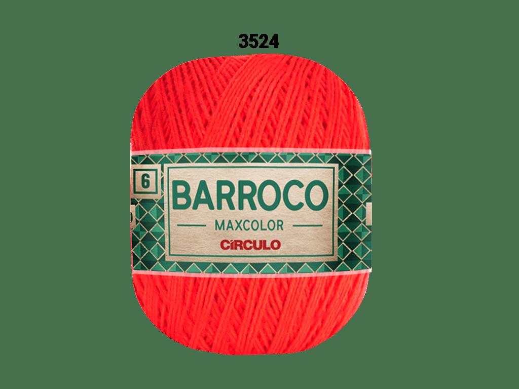 BARROCO MAXCOLOR 6 400G 3524 CHAMA