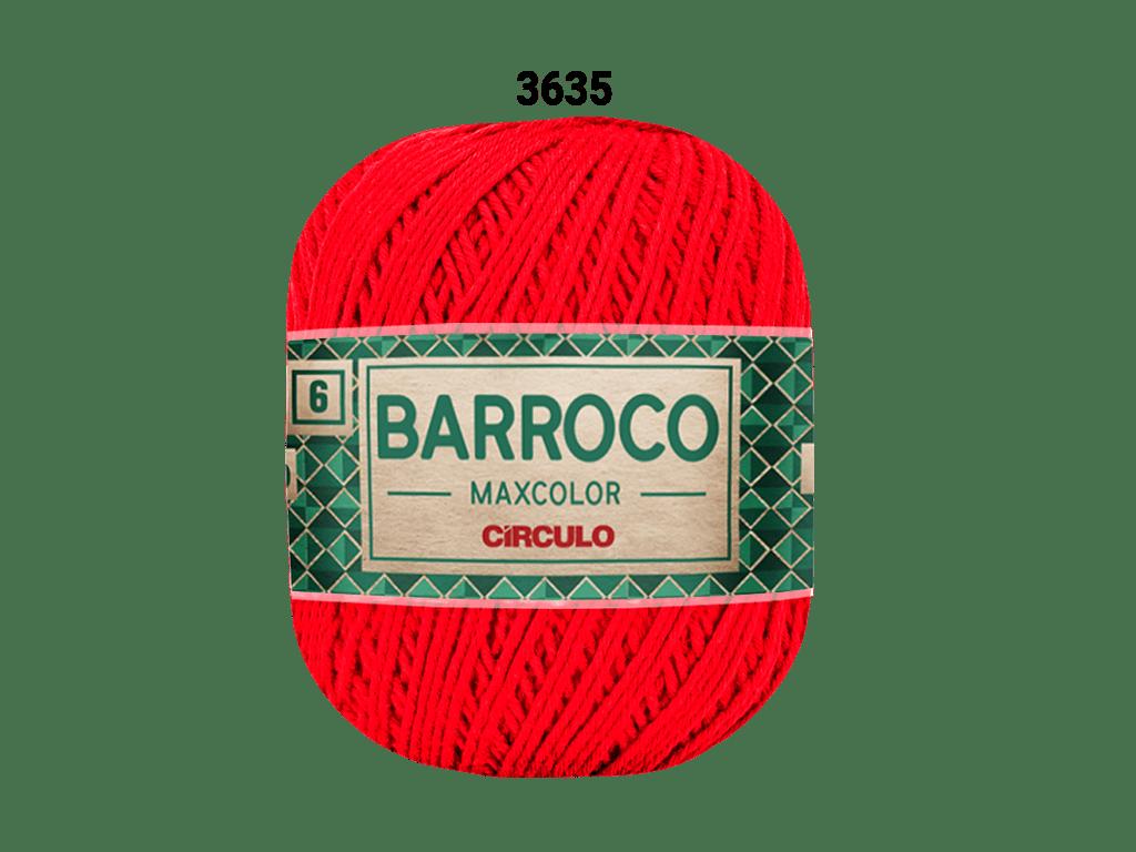 BARROCO MAXCOLOR 6 400G 3635 PAIXAO