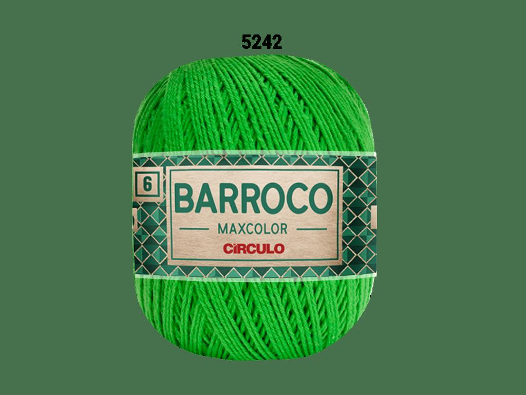 BARROCO MAXCOLOR 6 400G 5242 TREVO