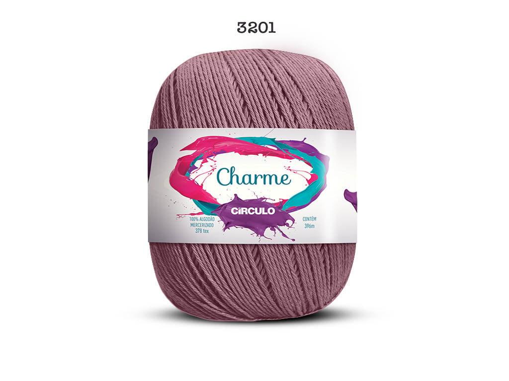 LINHA CHARME 150G 3201 CAMAFEU