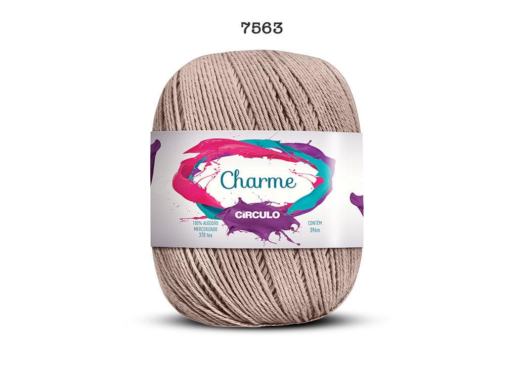 LINHA CHARME 150G 7563 CHANTILY