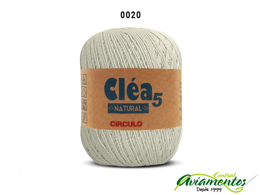 LINHA CLEA 5 0020 NATURAL