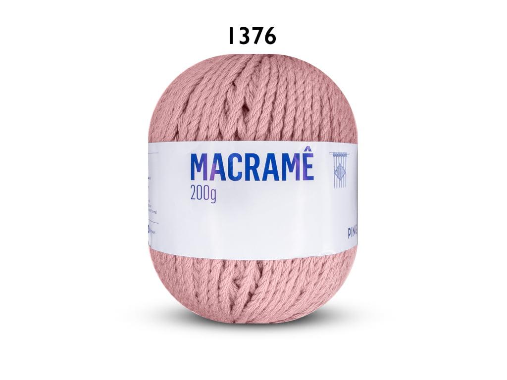 FIO MACRAME PINGOUIN 1376