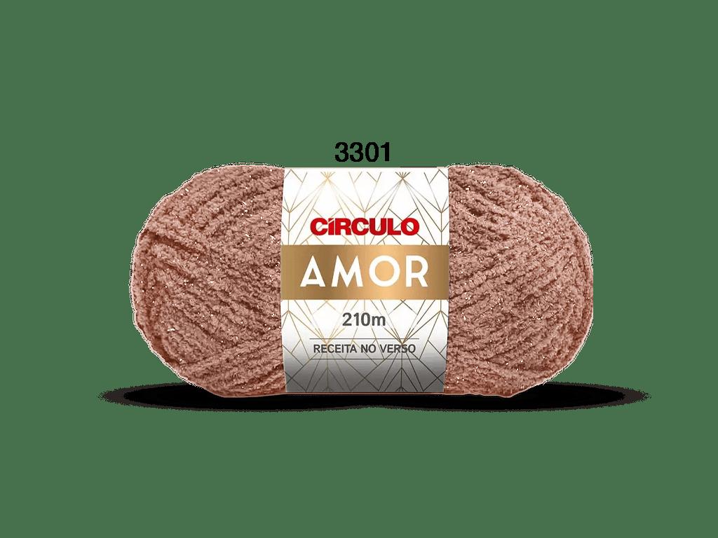 LA AMOR 100G 3301 BLUSH