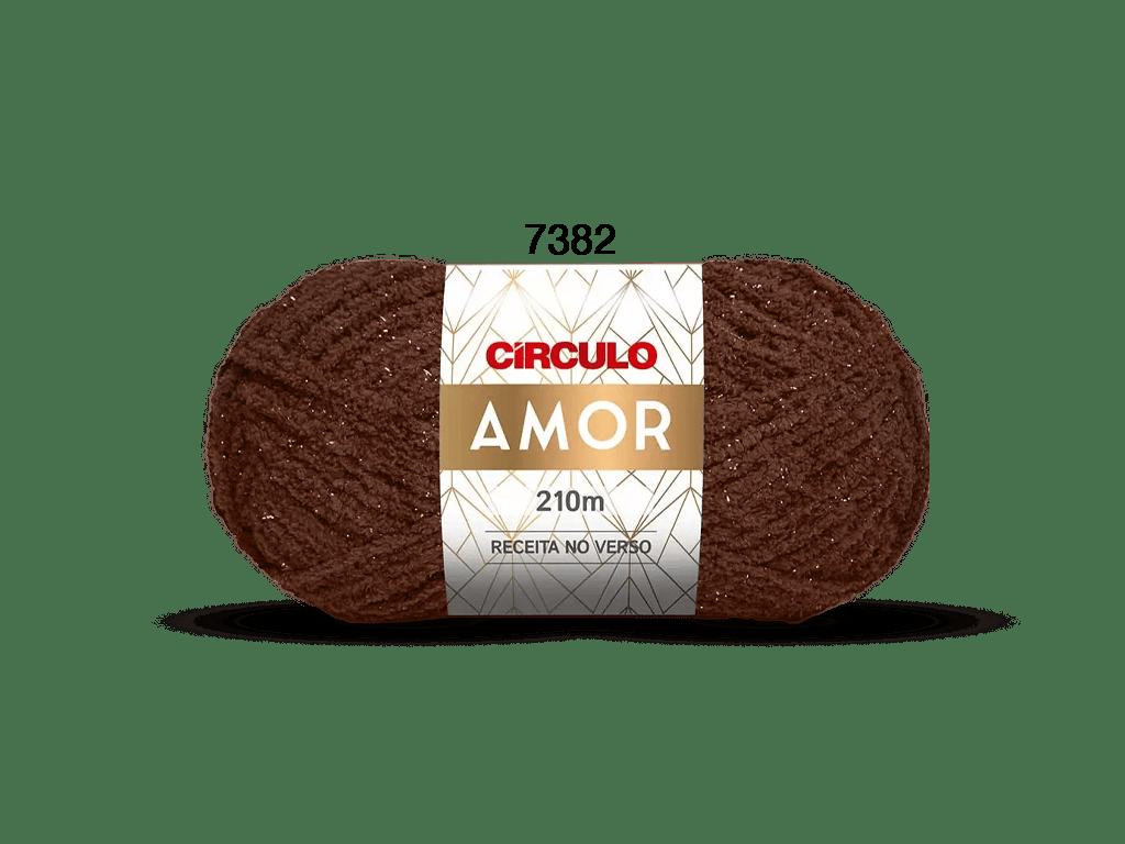 LA AMOR 100G 7382 CHOCOLATE