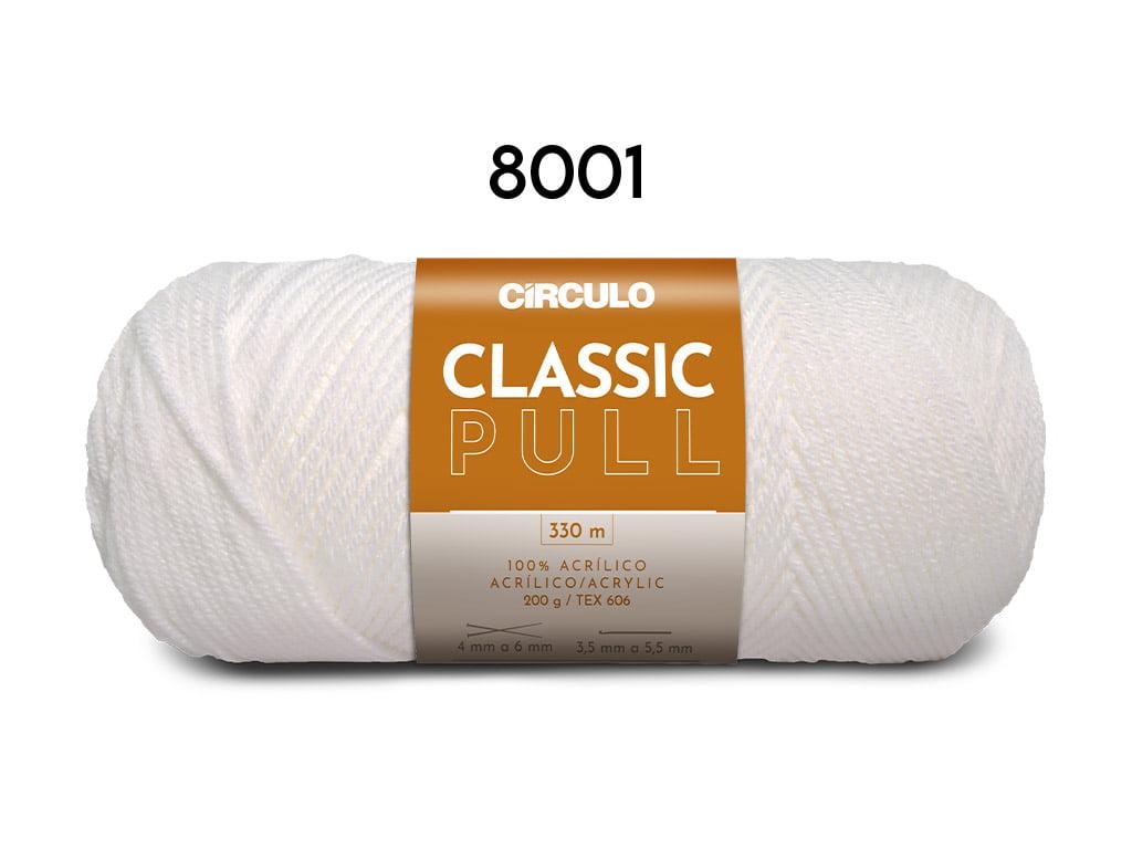 LA CLASSIC PULL 200G 8001