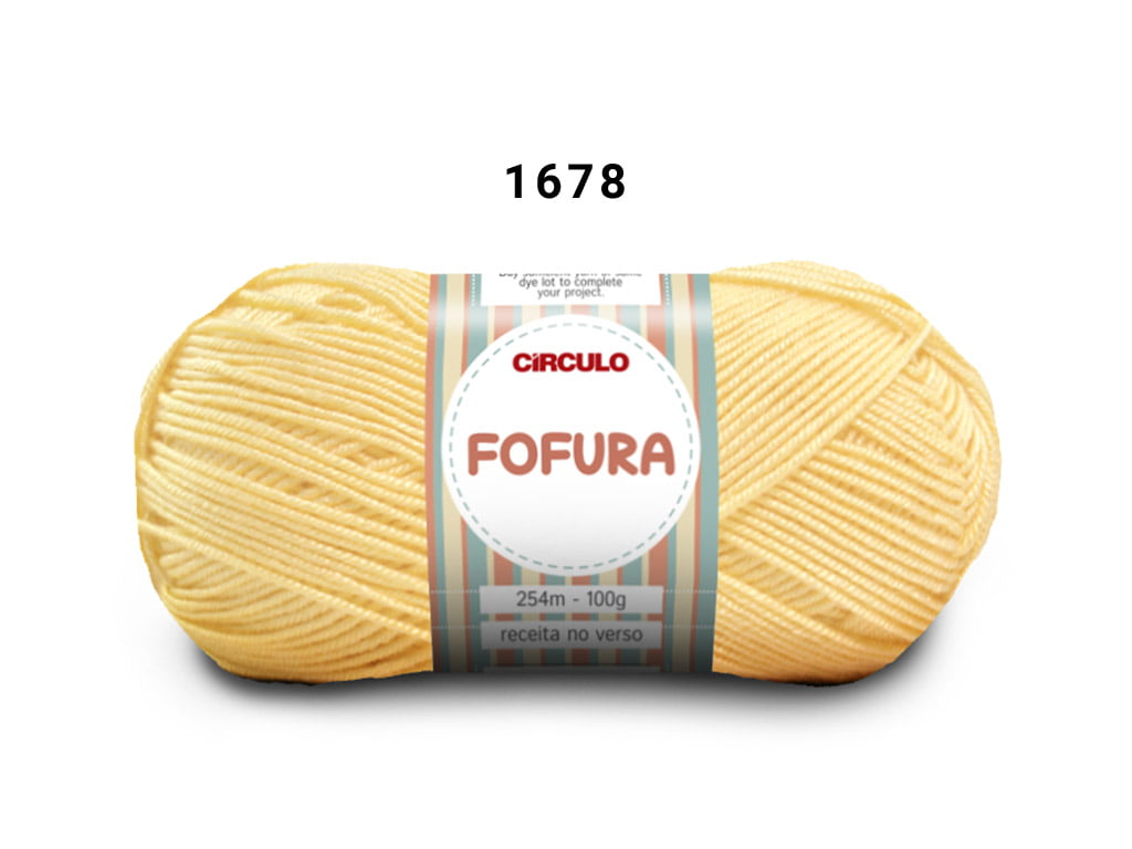 LA FOFURA BABY KIDS 100G 1678