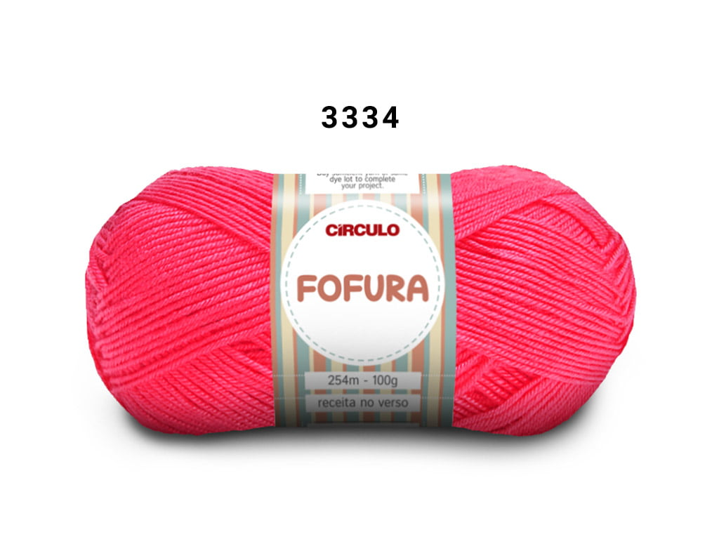 LA FOFURA BABY KIDS 100G 3334