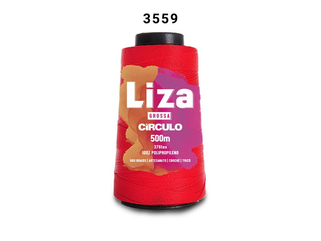 LINHA LIZA GROSSA 3559