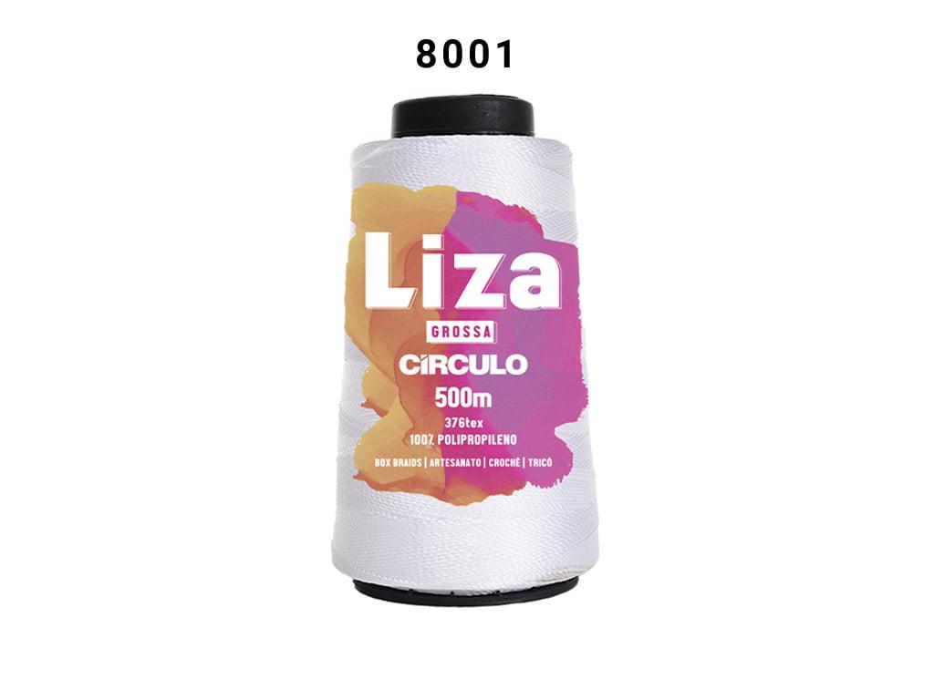 LINHA LIZA GROSSA 8001