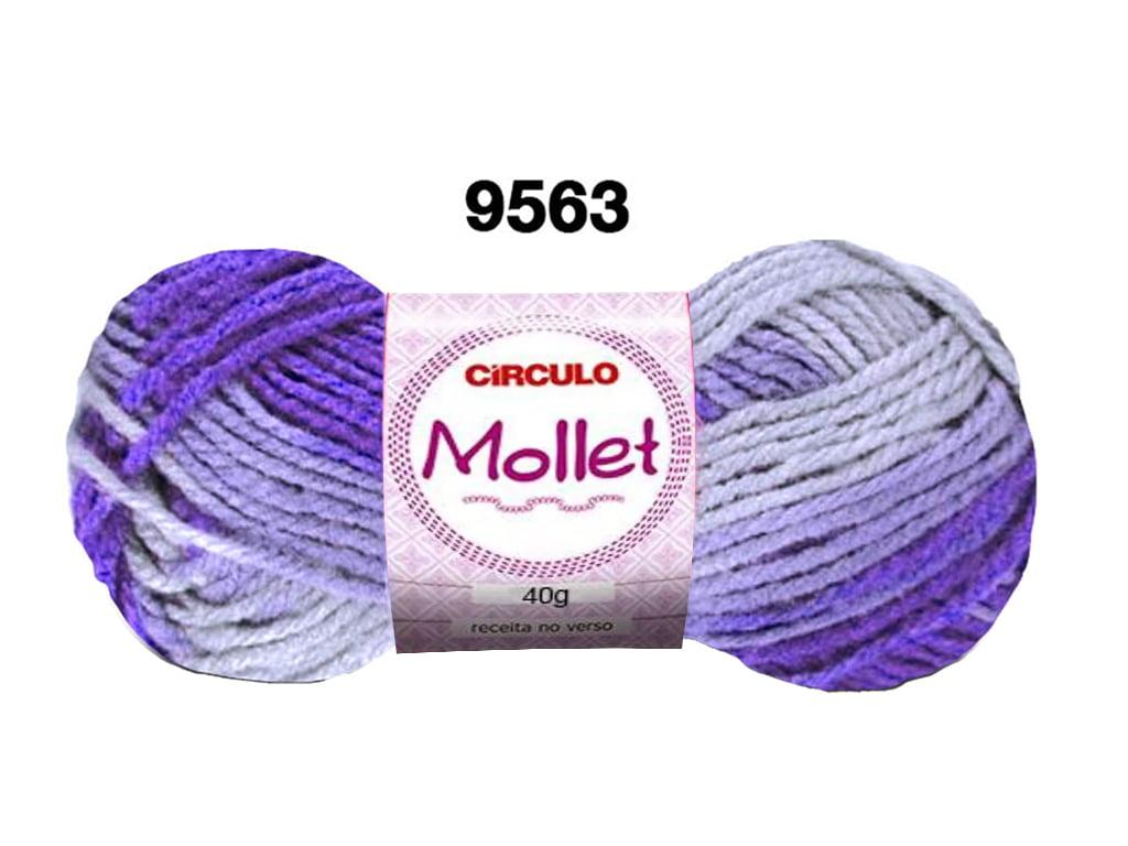 MOLLET 40G MULTICOLOR 9563