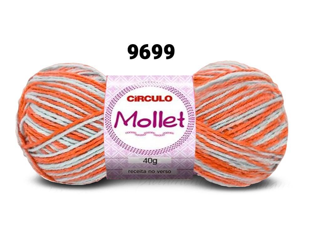 MOLLET 40G MULTICOLOR 9699