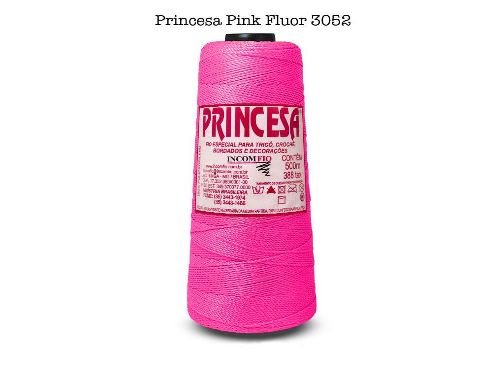 LINHA PRINCESA 3052 PINK FLUOR