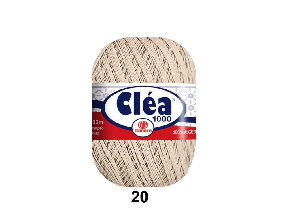 LINHA CLEA 1000 0020 NATURAL