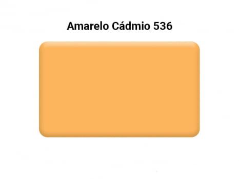MASSA PARA BISCUIT ACRILEX 90G 536 AMARELO CADMIO