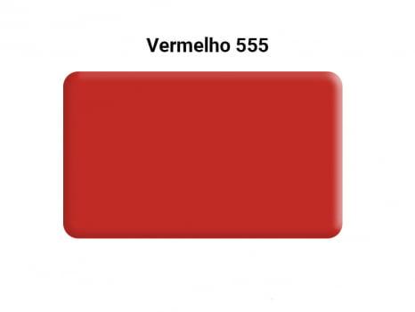 MASSA PARA BISCUIT ACRILEX 90G 555 VERMELHO