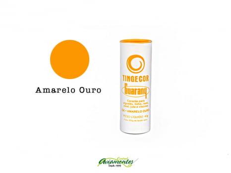 TINGECOR GUARANY COR 04 AMARELO OURO