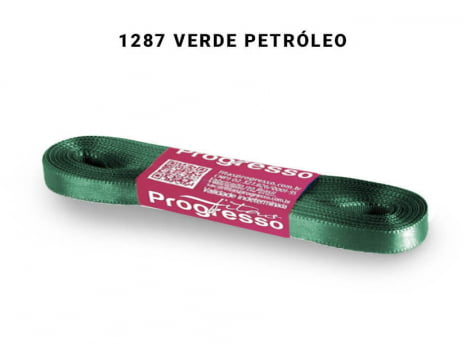 FITA CETIM PHFIT 01 10M 1287 VERDE PETROLEO