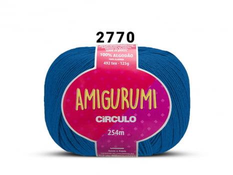 FIO AMIGURUMI 125G 2770
