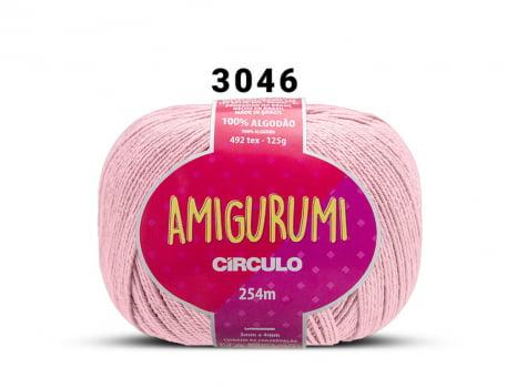 FIO AMIGURUMI 125G 3046 DOCURA