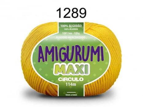 FIO AMIGURUMI MAXI 135G 1289